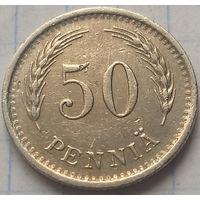 Финляндия 50 пенни, 1939         ( 6-8-3 )