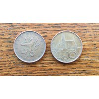 Чехия, 10 крон 1995