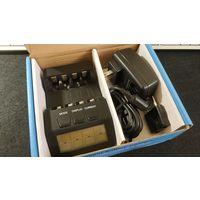 Профессиональное ЗУ для АА и ААА. Зарядное устройство для зарядки и тестирования аккумуляторов АА и ААА.