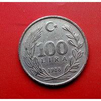 99-28 Турция, 100 лир 1988 г.