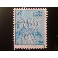 Египет 1986 птицы