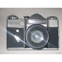 Фотоаппарат ЗЕНИТ-Е с олимпийской символикой