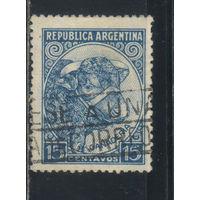 Аргентина 1936 Животноводство Стандарт #419