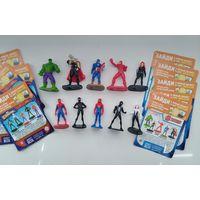Коллекция свит бокс Мстители и Человек Паук, sweet box.