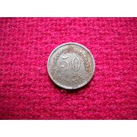 Финляндия 50 пенни 1944 г.