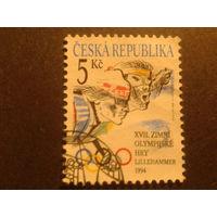Чехия 1994 Олимпийские игры полная
