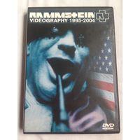 РАСПРОДАЖА DVD! RAMMSTEIN - VIDEOGRAPHY 1995-2004