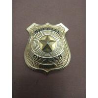 Знак офицера полиция МВД