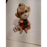 Распродажа! Сувенир Умная обезьянка 6,5 см.