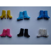 Обувь для куклы Барби, Barbie