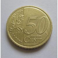 Литва 50 евроцентов 2015