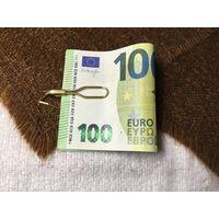 Зажим для галстука, денег Латунь клеймо Германия