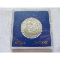 Польша 200 злотых 1976 XXI летние Олимпийские Игры, Монреаль 1976 - серебро