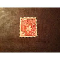 Британская Нигерия 1938/41 г. Король Георг VI.