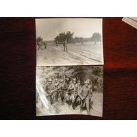 Фото солдат 60-х.
