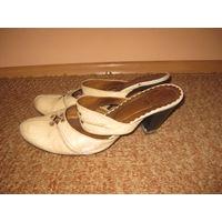 Туфли женские сабо