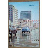 Пхеньян. Улица Синамдом. 1970-е. Чистая.