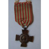 Франция.Военный Крест 1939-1945 гг.