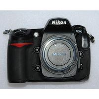 Nikon D300. Профессиональная репортажная камера.