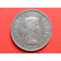 2,5 шиллинга 1954 года