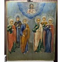 Икона Апостолы Петр и Павел 64х53,5см