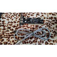 Порт IEEE1394 Контроллер 18645 VIA 6307