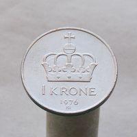Норвегия 1 крона 1976