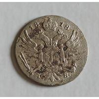5 грошей 1818 IB   русско польские неплохое качество для этого типа монет.