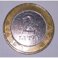 2 лита 2008 г. Литва