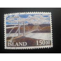 Исландия 1993 мост