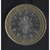 Португалия 1 евро 2016 г. Не дорого!!!
