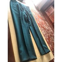 Парадные брюки офицера-пограничника 52/170-176 цвета морской волны