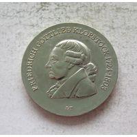 Германия - ГДР 5 марок 1978 175 лет со дня смерти Фридриха Готлиба Клопштока