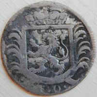 15. Герцогство Юлих-Берг 1 стубер 1737 год