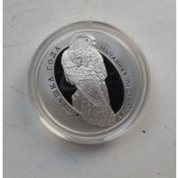 Обыкновенная пустельга 10 рублей 2010 г.