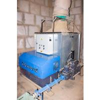 Пресс для производства топливных брикетов  AECO 100 (Чехия)