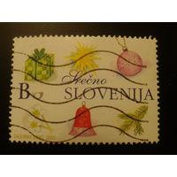 Словения 2003г. Рождество