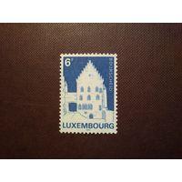 Люксембург 1982 г.Восстановление замка.