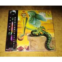 "Amanda Lear - ""Never Trust A Pretty Face"" 1979 (Audio CD) Mini LP"