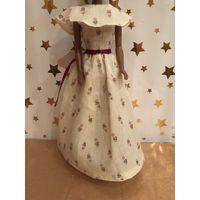 Платье винтажное для куклы Барби Barbie