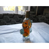Бутылка фигурная (сова) 75 млл. стекло. распродажа