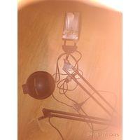 Лампа со штативом на запчасти