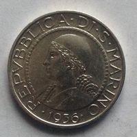 Сан Марино 5 лир 1936