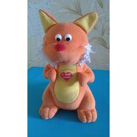 Мягкая игрушка Котик.Высота:30 см.Фирма Мальвина
