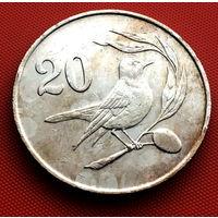 114-22 Кипр, 20 центов 1983 г.