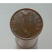 1 пенни 1979 Ирландия