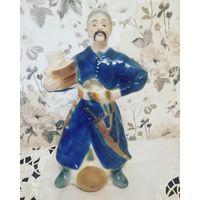 Штоф Казак с бочонком, скульптура времен СССР