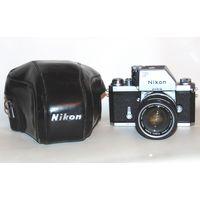 Фотоаппарат плёночный Nikon F Photomic #7115653 в отличном состоянии!