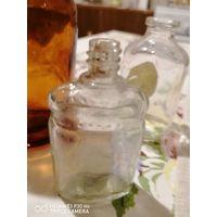 3 старинные бутылочки одним лотом