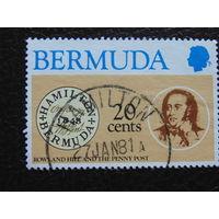 Бермудские острова 1980 г.